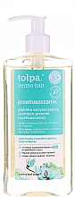 Düfte, Parfümerie und Kosmetik Tiefenreinigendes Shampoo für fettiges Haar mit Xylitol-Komplex und Milchsäure - Tolpa Dermo Hair Deep Cleansing Shampoo
