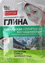 Düfte, Parfümerie und Kosmetik Regenerierende Tonerde für Gesicht aus Kaukasus - Fito Kosmetik
