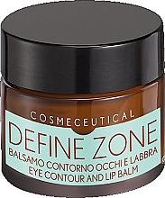 Düfte, Parfümerie und Kosmetik Straffender und beruhigender Augen- und Lippenkonturenbalsam - Surgic Touch Define Zone Eye Contour And Lip Balm
