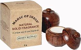Düfte, Parfümerie und Kosmetik Natürliches Cremeparfum Honey Suckle - Shamasa