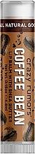 Düfte, Parfümerie und Kosmetik Lippenbalsam mit Sheabutter Coffee Bean - Crazy Rumors Coffee Bean Lip Balm