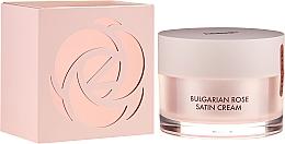 Düfte, Parfümerie und Kosmetik Feuchtigkeitsspendende Gesichtscreme mit bulgarischer Rose - Heimish Bulgarian Rose Satin Cream