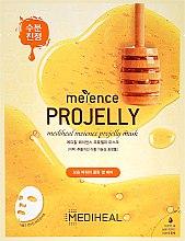 Düfte, Parfümerie und Kosmetik Tuchmaske für das Gesicht mit Propolis-Extrakt - Mediheal Meience Projelly Mask