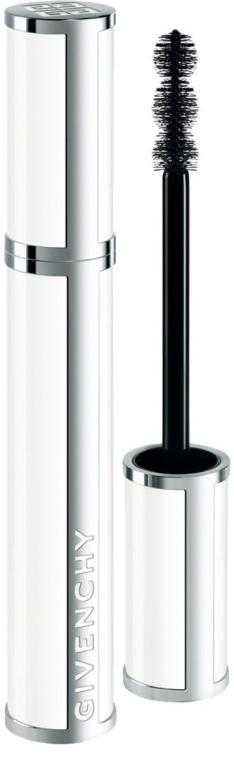 Pflegemascara für geschwungene, lange und voluminöse Wimpern - Givenchy Noir Couture 4 in 1 Waterproof Mascara — Bild N2