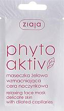 Düfte, Parfümerie und Kosmetik Stärkende Gelmaske für Gesicht - Ziaja Face Mask