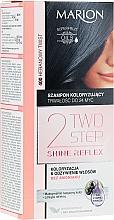 Düfte, Parfümerie und Kosmetik Tönungsshampoo ohne Ammoniak - Marion Two-Step Shine Reflex Color Szampon