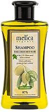 Düfte, Parfümerie und Kosmetik Farbschutz-Shampoo für coloriertes Haar - Melica Organic For Coloured Hair Shampoo