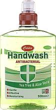Düfte, Parfümerie und Kosmetik Antibakterielle flüssige Handseife mit Teebaum und Aloe Vera - Certex Antibacterial Tea Tree & Aloe Vera Handwash