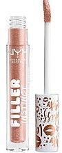 Düfte, Parfümerie und Kosmetik Aufpolsterndes Lipgloss - NYX Professional Filler Instinct Plumping Lip Polish