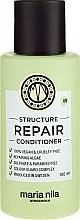 Düfte, Parfümerie und Kosmetik Conditioner für trockenes und strapaziertes Haar mit Algen - Maria Nila Structure Repair Conditioner