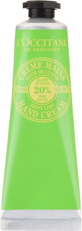 Handcreme Zitronenzesten - L'occitane Hand Cream — Bild N1