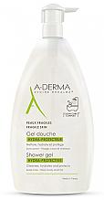 Düfte, Parfümerie und Kosmetik Feuchtigkeitsspendendes und schützendes Duschgel - Aderma Hydra-Protective Shower Gel