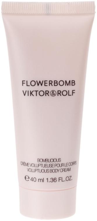 Körpercreme - Viktor & Rolf Flowerbomb — Bild N1