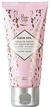 Düfte, Parfümerie und Kosmetik Aufweichende Handcreme mit Sheabutter und Kirschblüte - Peggy Sage Hand Spa