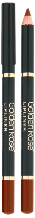 Lippenkonturenstift - Golden Rose Lipliner — Bild N1