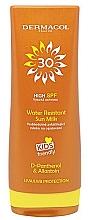 Düfte, Parfümerie und Kosmetik Wasserfeste Sonnenschutzmilch für Kinder SPF 30 - Dermacol Water Resistant Sun Milk Kids Friendly SPF 30