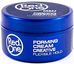 Düfte, Parfümerie und Kosmetik Haarcreme für Männer - Red One Professional Men Forming Cream Creative Flexible Hol
