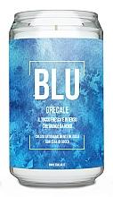 Düfte, Parfümerie und Kosmetik Duftkerze im Glas Grecale - FraLab Blu Grecale Candle