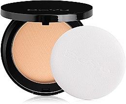 Düfte, Parfümerie und Kosmetik Mattierendes kompaktes 2in1Puder-Make-up - BeYu Compact Powder Foundation