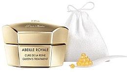 Düfte, Parfümerie und Kosmetik Anti-Aging revitalisierende Gesichtsmaske mit kleinen Perlen und Honig von der Insel Ouessant - Guerlain Abeille Royale Queen's Treatment