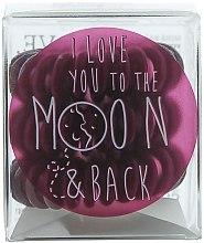 "Haargummis ""I Love You to the Moon and Back"" 3 St. - Invisibobble I Love You to the Moon and Back — Bild N3"