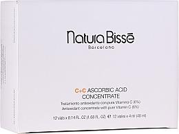 Düfte, Parfümerie und Kosmetik Antioxidatives Gesichtskonzentrat mit Ascorbinsäure - Natura Bisse C+C Vitamin Ascorbic Acid Concentrate