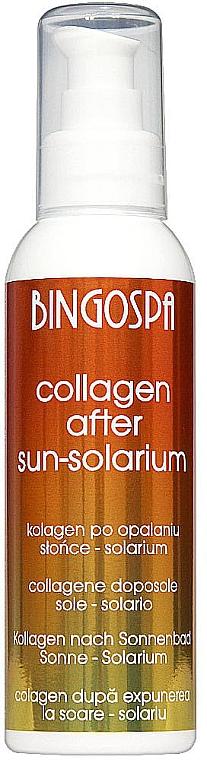 After Sun Kollagen mit Vitamin E, Aloe und Noni - BingoSpa Collagen — Bild N1