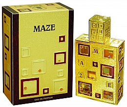 Düfte, Parfümerie und Kosmetik Al Haramain Maze - Eau de Parfum