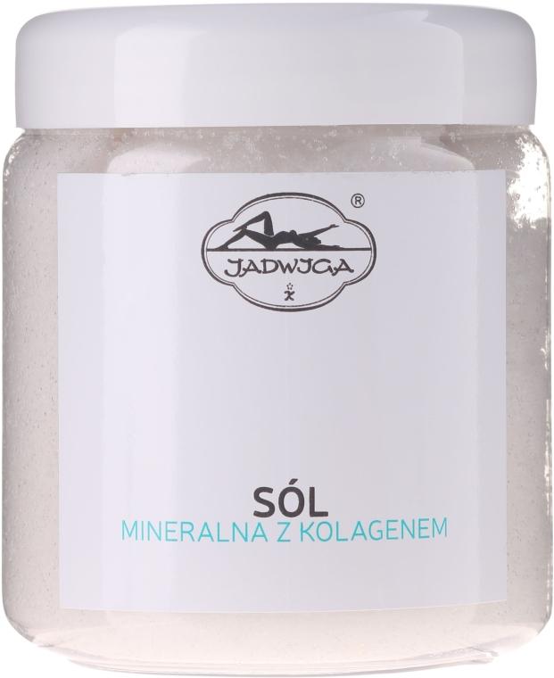 Regenerierendes Salz aus Minerarien mit Kollagen - Jadwiga Saipan Mineral Salt With Collagen — Bild N3