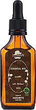 Düfte, Parfümerie und Kosmetik Bartbalsam - BioMan Essential Mix Lemon Balm Soothe