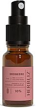 Düfte, Parfümerie und Kosmetik Mundspray Erdbeere 10% - Herbliz CBD Oil Mouth Spray 10%