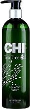 Düfte, Parfümerie und Kosmetik Reinigendes und beruhigendes Shampoo mit Teebaumöl - CHI Tea Tree Oil Shampoo