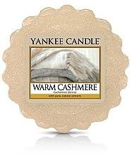 Düfte, Parfümerie und Kosmetik Duftendes Wachs - Yankee Candle Warm Cashmere Wax Melts