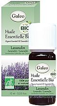 Düfte, Parfümerie und Kosmetik Organisches ätherisches Öl Lavendel - Galeo Organic Essential Oil Lavandin