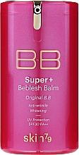 Düfte, Parfümerie und Kosmetik Aufhellende Anti-Falten BB Gesichtscreme mit Rosenwasser und Acerola-Extrakt SPF 30 - Skin79 Super Plus Beblesh Balm Triple Functions Pink BB Cream
