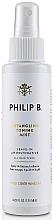 Düfte, Parfümerie und Kosmetik Feuchtigkeitsspendendes Haarspray für alle Haartypen - Philip B Detangling Toning Mist