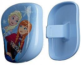 Düfte, Parfümerie und Kosmetik Kompakte Haarbürste - Tangle Teezer Compact Styler Disney Frozen Brush