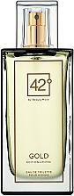 Düfte, Parfümerie und Kosmetik 42° by Beauty More Gold Edition Limitee Pour Homme - Eau de Toilette