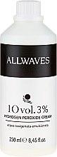 Düfte, Parfümerie und Kosmetik Entwicklerlotion 3% - Allwaves Cream Hydrogen Peroxide 3%