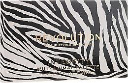 Düfte, Parfümerie und Kosmetik Lidschattenpalette - Makeup Revolution Wild Animal