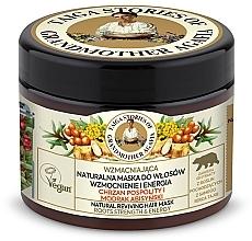 Düfte, Parfümerie und Kosmetik Natürliche Haarmaske zur Stärkung der Haarwurzeln mit wildem Meerrettich und Senf - Rezepte der Oma Agafja