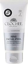 Düfte, Parfümerie und Kosmetik Feinkörniges Gesichtspeeling mit Basilikum und Süßholzwurzelextrakt - Clochee Cleansing Fine Facial Peel