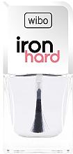 Düfte, Parfümerie und Kosmetik Glänzender Nagelüberlack - Wibo Iron Hard