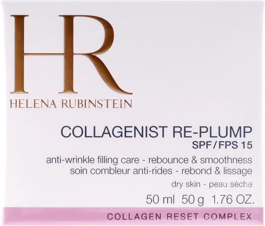 Anti-Aging Gesichtscreme für trockene Haut - Helena Rubinstein Collagenist Re-Plump SPF 15 — Bild N2