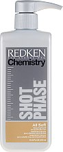 Intensivpflege für trockenes Haar - Redken Chemistry Syatem All Soft Shot Phase — Bild N1