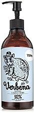 Düfte, Parfümerie und Kosmetik Flüssigseife - Yope Verbena Natural Liquid Soap