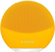 Düfte, Parfümerie und Kosmetik Reinigende Smart-Massagebürste für das Gesicht Luna Mini 3 Sunflower Yellow - Foreo Luna Mini 3 Facial Cleansing Brush Luna Mini 3