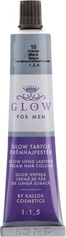 Haarfarbe - Kallos Cosmetics Glow Long Lasting Cream Hair Colour Man — Bild N3