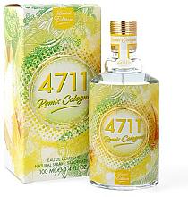 Düfte, Parfümerie und Kosmetik Maurer & Wirtz 4711 Remix Cologne Lemon - Eau de Cologne