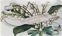 Düfte, Parfümerie und Kosmetik Parfümierte Körperseife - Saponificio Artigianale Fiorentino Lily Of The Valley